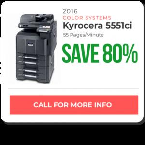 Kyrocera 5551ci